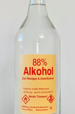 Alkohol 88%